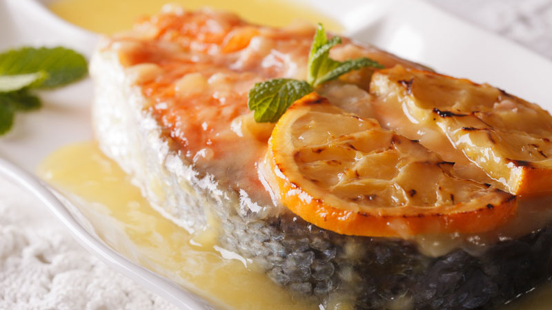 salmone bimby